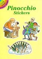 Pinocchio Stickers