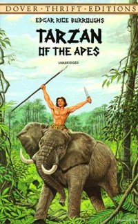 Tarzan of the Apes | Edgar Rice Burroughs |
