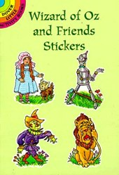 Wizard of Oz and Friends Stickers