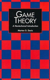 Game Theory | Morton D. Davis |