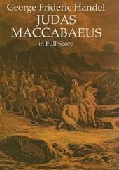 Judas Maccabaeus in Full Score