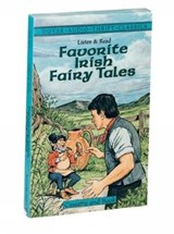 Listen & Read Favorite Irish Fairy Tales [With Irish Fairy Tales] | Dover Thrift Editions |