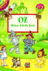 Oz Sticker Activity Book