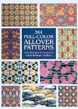 361 Full-Color Allover Patterns for Artists and Craftspeople | auteur onbekend |