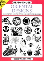 Ready-To-Use Oriental Designs |  |
