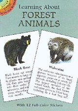 Learning about Forest Animals [With 12 Full-Color] | Jan Sovak |