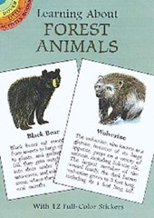 Learning about Forest Animals [With 12 Full-Color]
