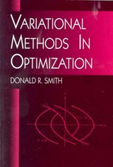 Variational Methods in Optimization | Donald R. Smith |
