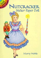 Nutcracker Sticker Paper Doll | Marty Noble |