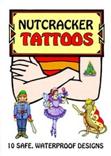 Nutcracker Tattoos | Marty Noble |
