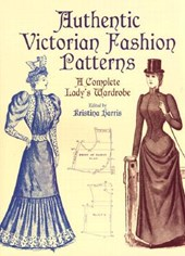 Authentic Victorian Fashion Patterns |  |
