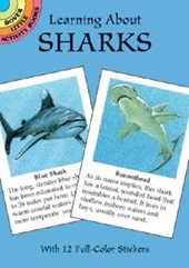 Learning about Sharks [With 12 Full-Color]