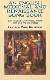 An English Medieval and Renaissance Song Book