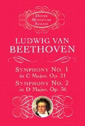 Symphony No. 1 in C Major, Op. 21 & Symphony No. 2 in d Major, Op.