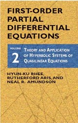 First-Order Partial Differential Equations, Vol. | Hyun-Ku Rhee |