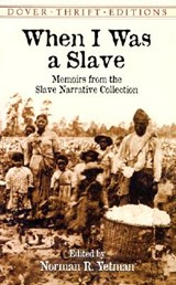 When I Was a Slave |  |