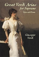 Great Verdi Arias for Soprano | Giuseppe Verdi |