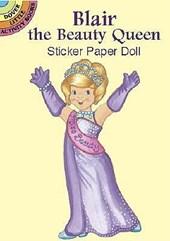 Blair the Beauty Queen Sticker PD