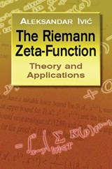 The Riemann Zeta-Function | Aleksandar Ivic |