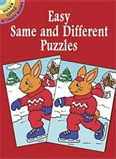 Easy Same and Different Puzzles