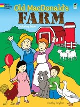 Old MacDonald's Farm Coloring Book | Cathy Beylon |
