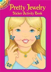 Pretty Jewelry Sticker Activity Book