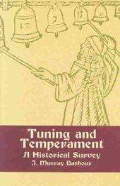 Tuning and Temperament | J. Murray Barbour |
