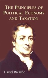 Priciples of Political Economy | David Ricardo |