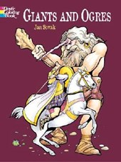 Giants and Ogres Coloring Book