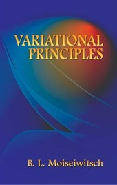 Variational Principles | B. L. Moiseiwitsch |
