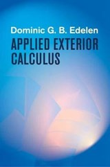 Applied Exterior Calculus | Dominic G. B. Edelen |
