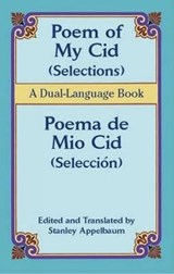 Poem of My Cid/Poema de Mio Cid | auteur onbekend |