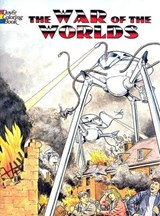 The War of the Worlds Coloring Book | John Green |