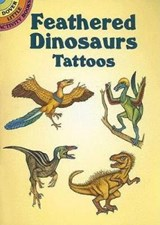 Feathered Dinosaurs Tattoos | Patricia J. Wynne |