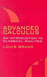 Advanced Calculus | Louis Brand |