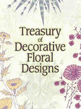 Treasury of Decorative Floral Designs |  |