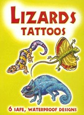 Lizards Tattoos [With Tattoos]