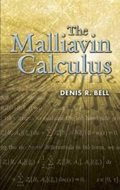 The Malliavin Calculus | Denis R. Bell |