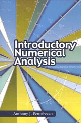 Introductory Numerical Analysis | Anthony J. Pettofrezzo |