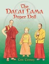 Dalai lama paper doll