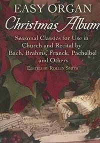 Easy Organ Christmas Album | auteur onbekend |
