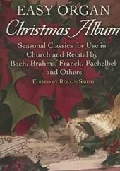 Easy Organ Christmas Album