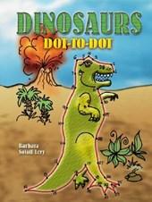 Dinosaurs Dot-To-Dot