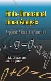 Finite-Dimensional Linear Analysis