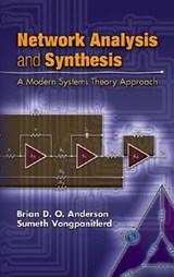 Network Analysis and Synthesis | Brian D. O. Anderson |