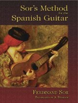 Sor's Method for the Spanish Guitar | Ferdinand Sor |