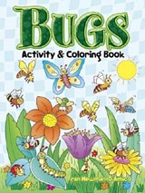 Bugs Activity and Coloring Book | Fran Newman-D'amico |
