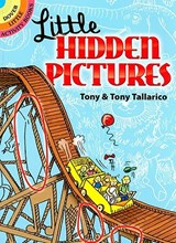 Little Hidden Pictures | Tony Tallarico |
