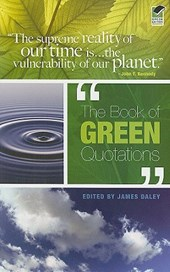 The Book of Green Quotations |  |