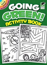 Going Green! Activity Book | Becky Radtke |